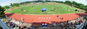 2013 MSHSAA Track & Field Class 3 & 4 Sectional 1