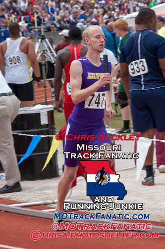 2013 MSHSAA Class 3-4 State Track and Field Championships