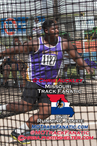 2014 MSHSAA Class 3-4 State Track and Field Championships