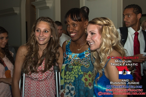 2013 Brittany Borman Foundation Olympic Celebration