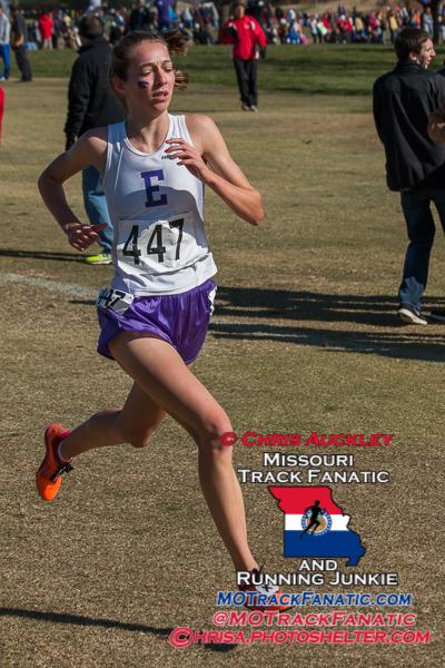 2014 MSHSAA Missouri State Cross Country Championship