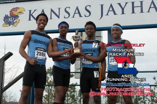 2015 Kansas Relays