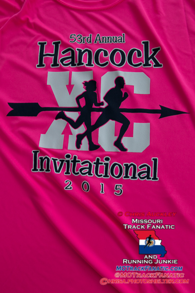 2015 Hancock Cross Country Invitational