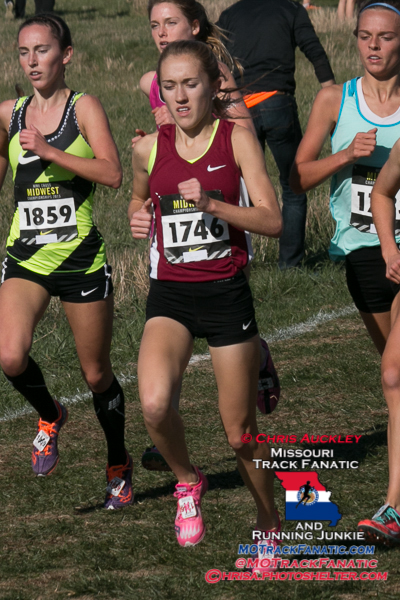 2015 Nike Cross Country Midwest Regional