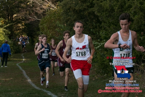 2016 MOHSXC Class 4 Sectional 2 & Class 3 District 4