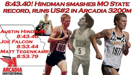 84340 Hindman State Record US#2 3200 @ Arcadia pxl 620x349