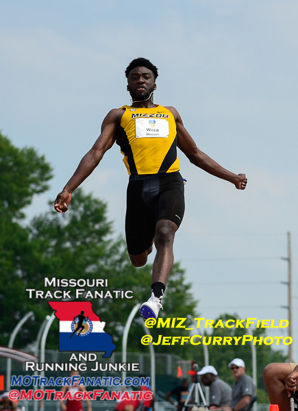 Mizzou Track and Field at 2017 SEC Championships