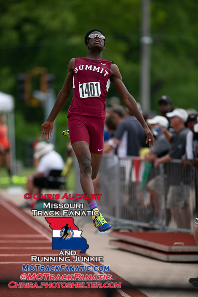 2017 MSHSAA Missouri High School Class 3-4-5 State Track & Field Championship