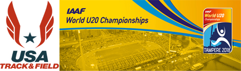 2018 IAAF World U20 Champs Preview story WP Cover Pic 470x140
